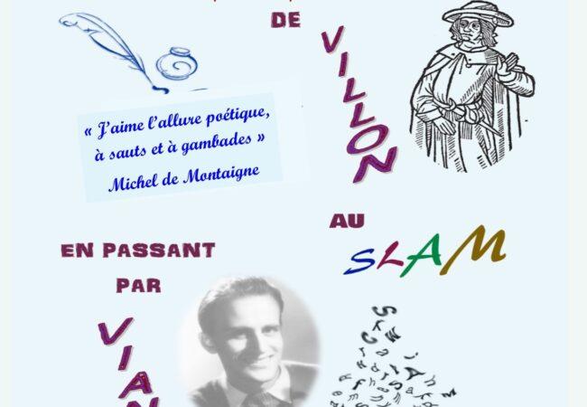 Poésie sur parole Mercredi 14 octobre, le Cercle Condorcet propose une conférence gesticulée dédiée à la poésie. Elle sera animée par DEMAIN DES L'AUBE. Ce « petit » collectif de […]